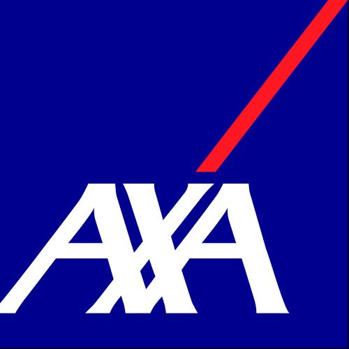 Logotip Axa